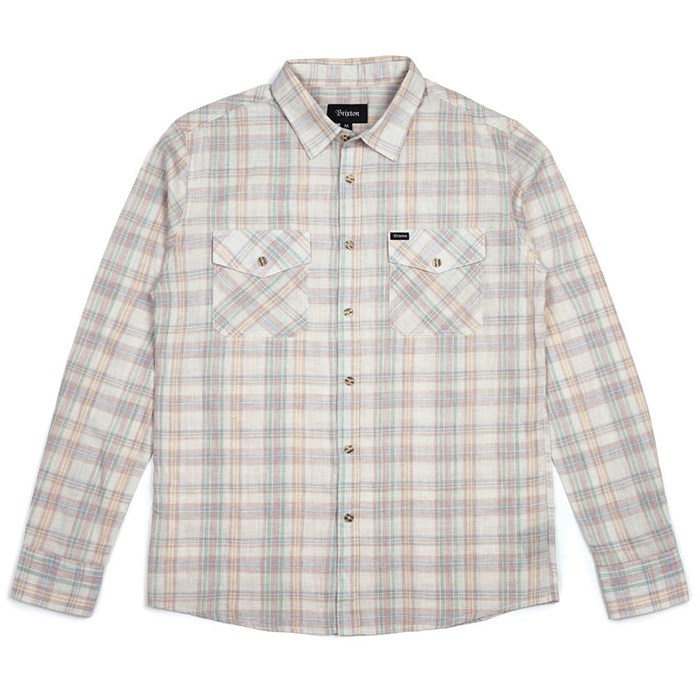 Brixton - Memphis Long-Sleeve Button-Down Shirt