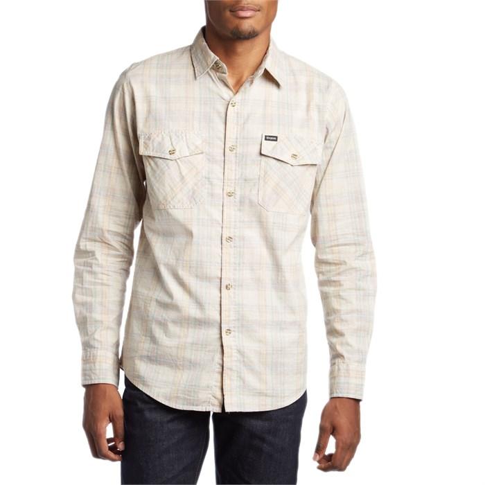 Brixton - Memphis Long-Sleeve Button-Down Shirt