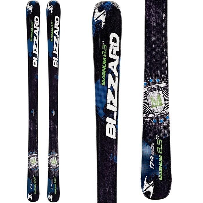 Blizzard - Magnum 8.5 Ti Skis 2014
