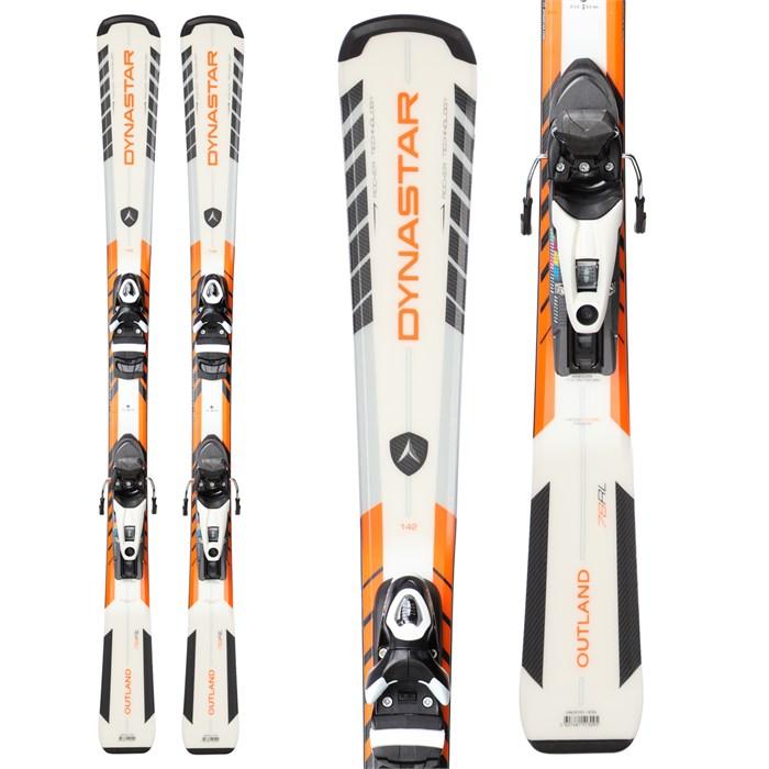 Dynastar Outland 78 RL Skis + Rossignol Axium 100 EPR Demo