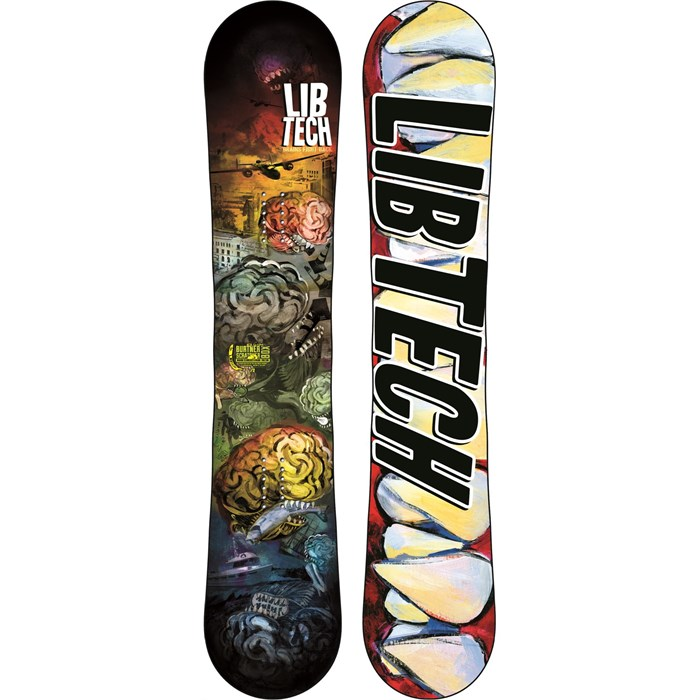 Lib Tech - Burtner's Box Scratcher BTX Snowboard - Blem 2015