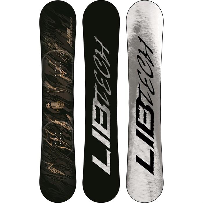 Lib Tech - Darker Series C3BTX Snowboard - Blem 2015