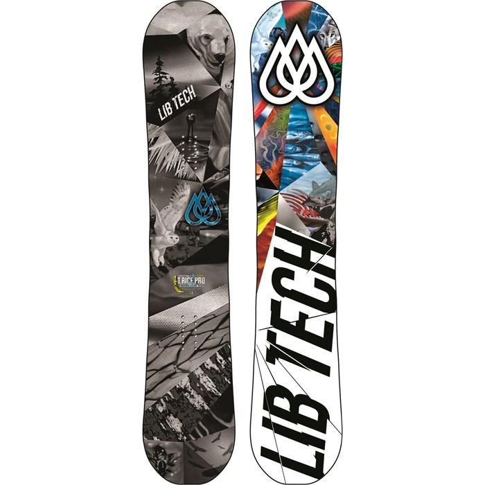 Lib Tech - T.Rice C2BTX HP Snowboard - Blem 2015