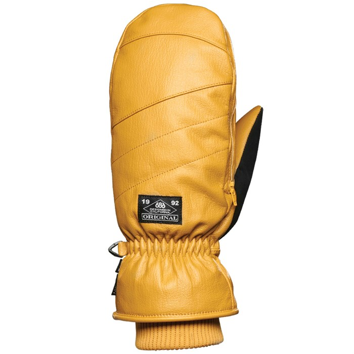 686 Phil Jacques Leather Mittens