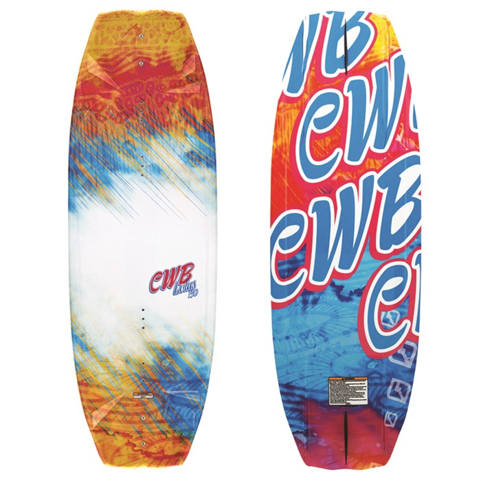 CWB - Lotus Wakeboard - Women's 2015