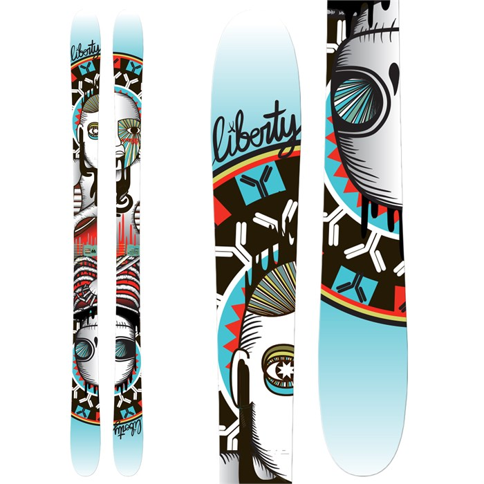 Liberty - Antigen Skis 2015