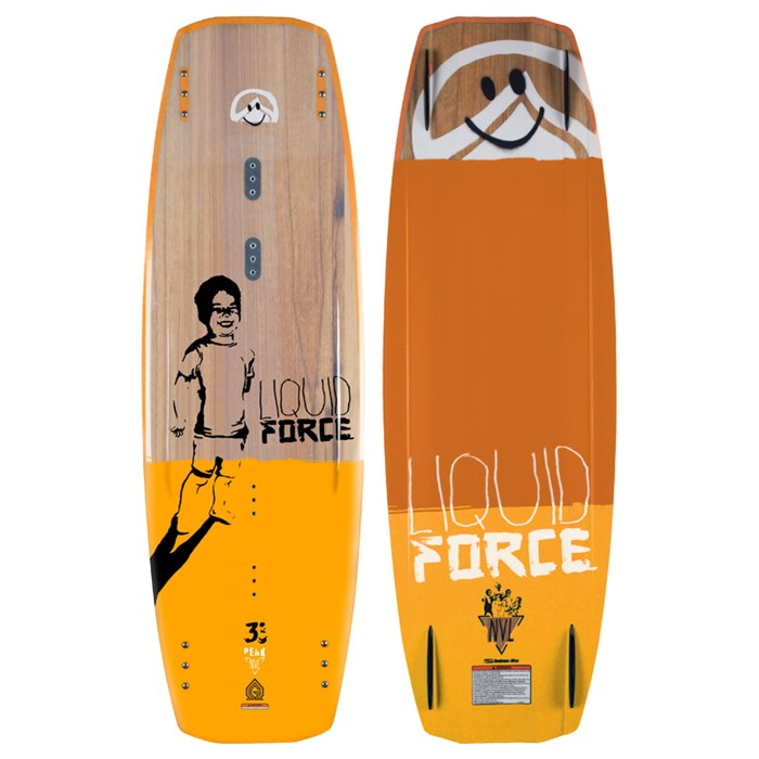 Liquid Force - Peak Wakeboard 2015