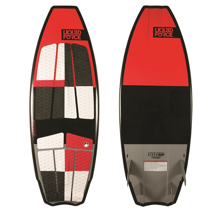 Liquid Force - Sixer Wakesurf Board 2015