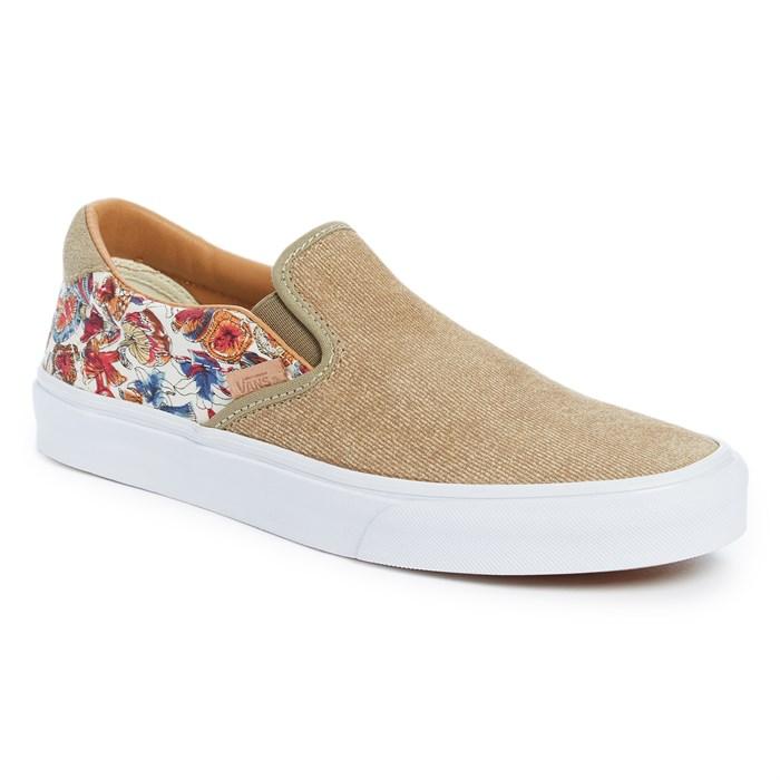 van slip on shoes women
