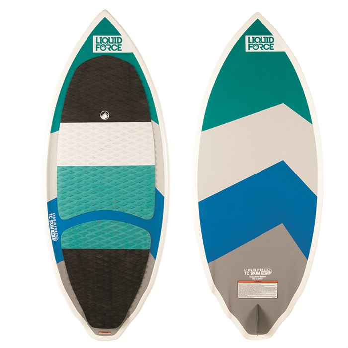 Liquid Force - TC Custom Skim Wakesurf Board 2015
