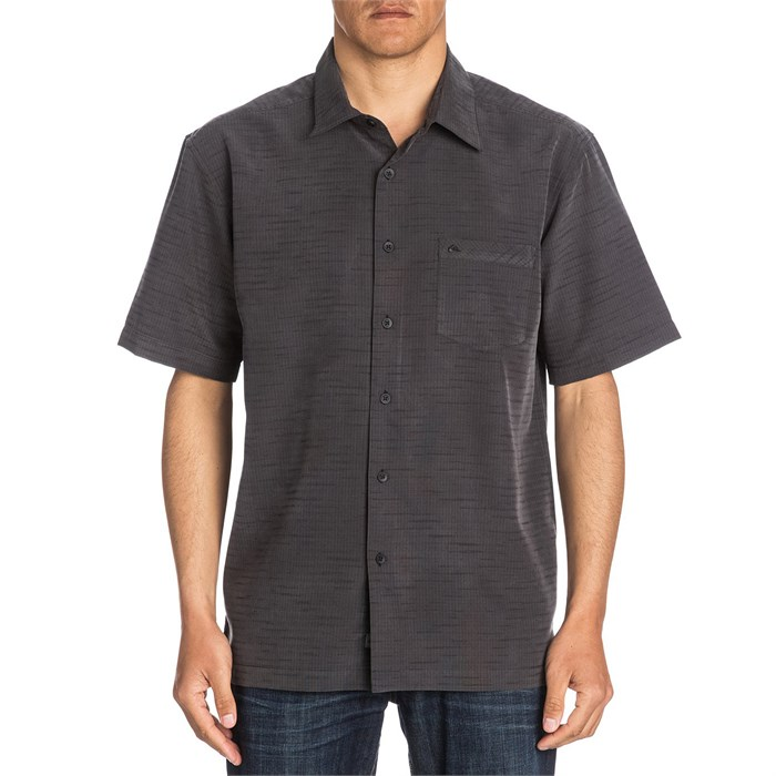 d3555f52 Quiksilver - Waterman Centinela 4 Short-Sleeve Button-Down Shirt ...