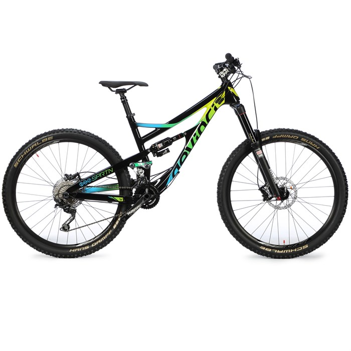Devinci Spartan Carbon Xp Complete Mountain Bike 2015 Evo