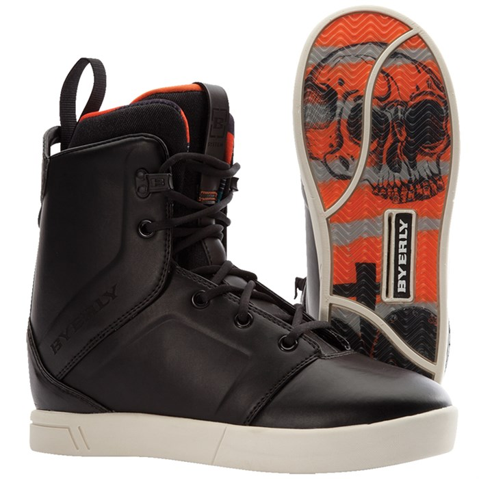 Byerly Wakeboards - System Wakeboard Boots 2015
