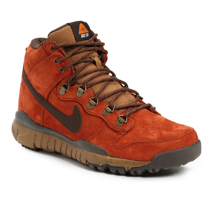 new styles ce239 61373 Nike SB - x Poler Dunk High OMS Shoes ...