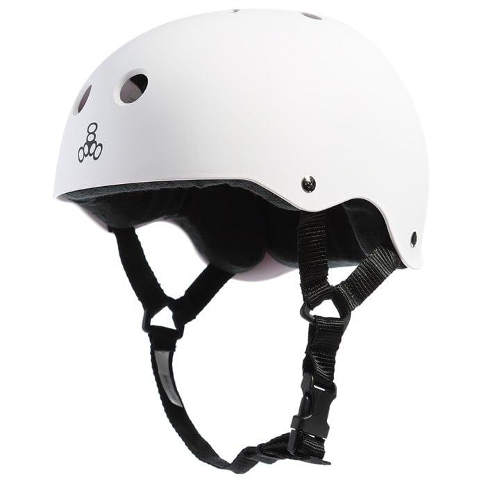 Triple 8 - Sweatsaver Liner Skateboard Helmet - Used