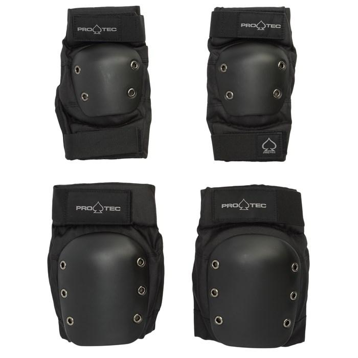 Pro-Tec - Pro Tec Knee & Elbow Skateboard Pad Set