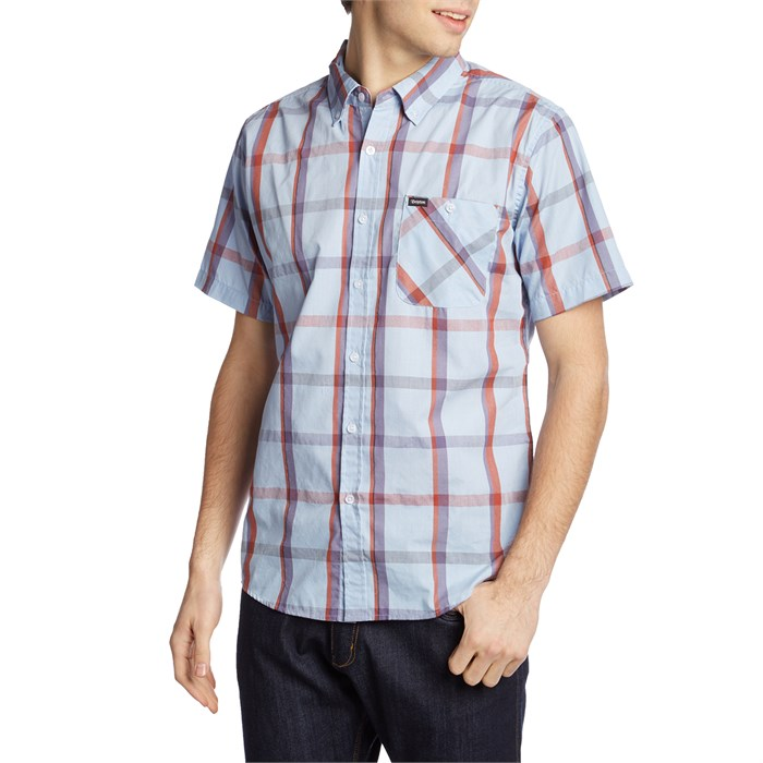 Brixton - Howl Short-Sleeve Button-Down Shirt