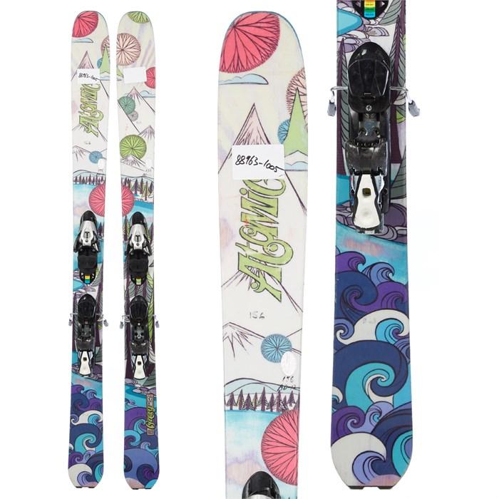 Atomic Century Skis + FFG 12 Demo Bindings