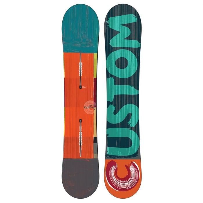 Burton - Custom Snowboard - Blem 2015