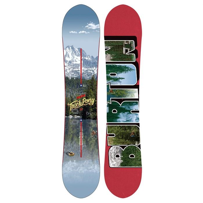 Burton - Family Tree Trick Pony Snowboard - Blem 2015