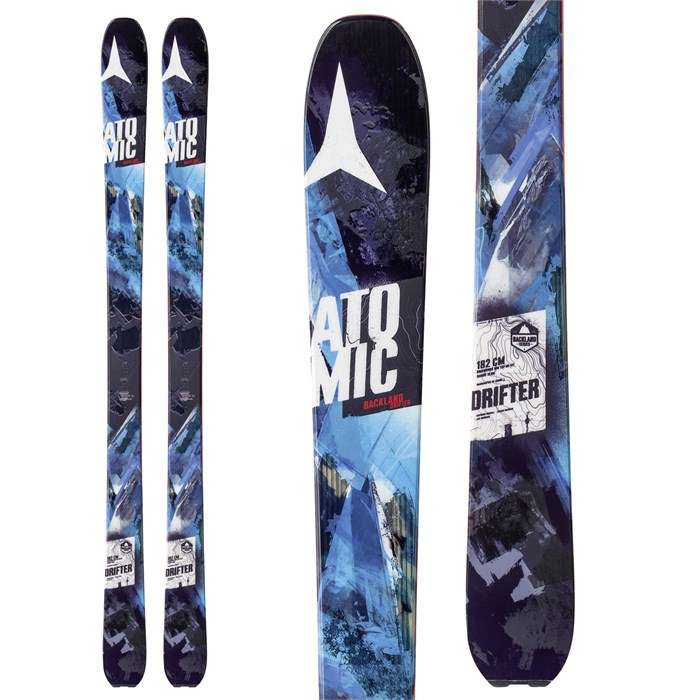 Atomic - Drifter Skis 2015