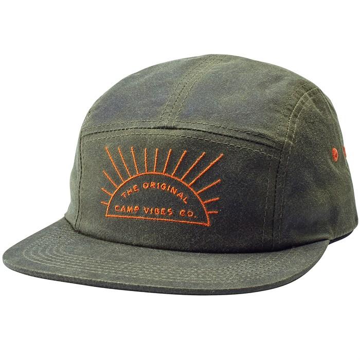Poler Waxed Camper Hat  00972bb67698