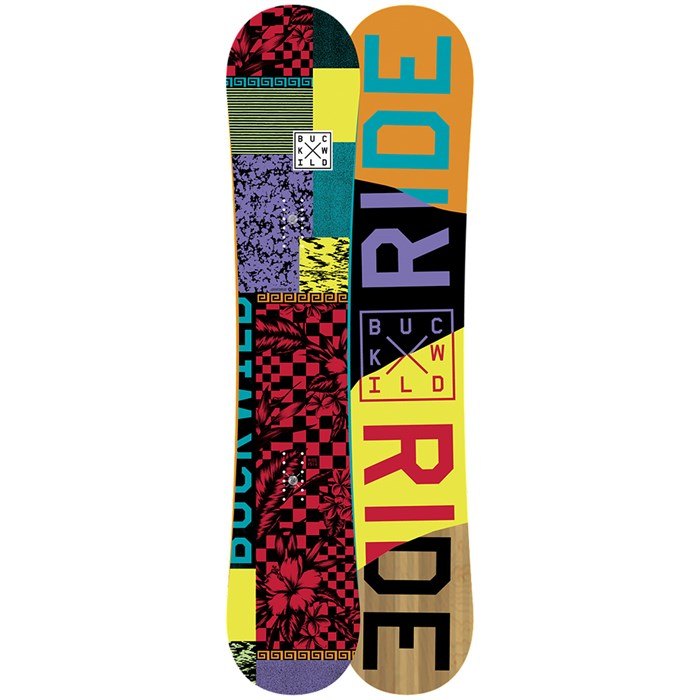 Ride - Buckwild Snowboard 2015