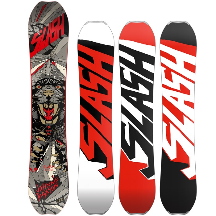 Slash - Paxson Snowboard 2015