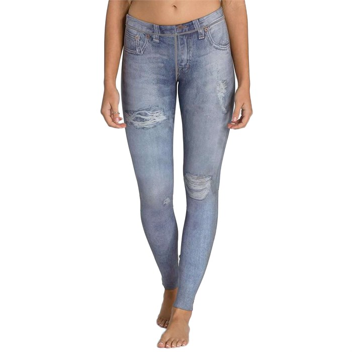 Billabong - Skinny Sea Legs Wetsuit Pants - Women's
