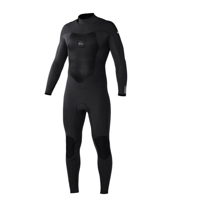 Quiksilver - Syncro 3/2 GBS Back Zip Wetsuit