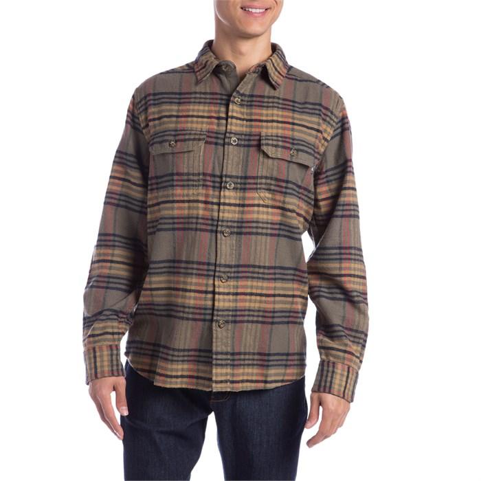 Woolrich - Oxbow Bend Modern Flannel Shirt