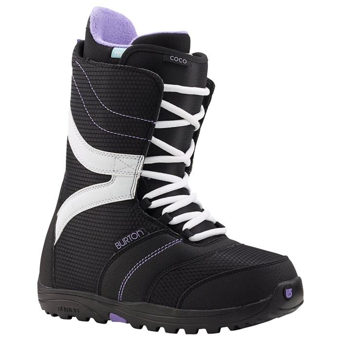 burton coco snowboard boots s 2015 evo