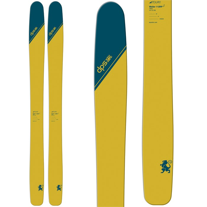 DPS - Wailer 112RP.2 Tour1 Skis 2019