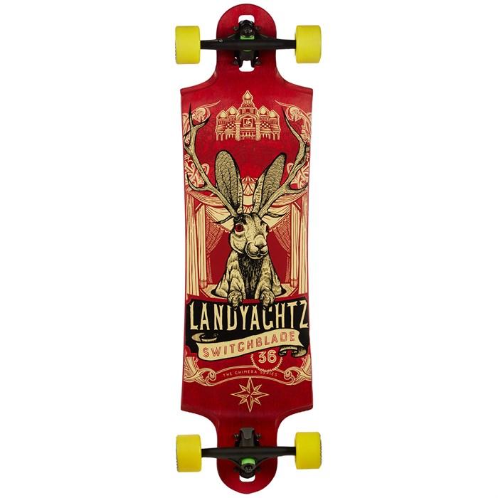 Landyachtz - Switchblade 36 Longboard Complete