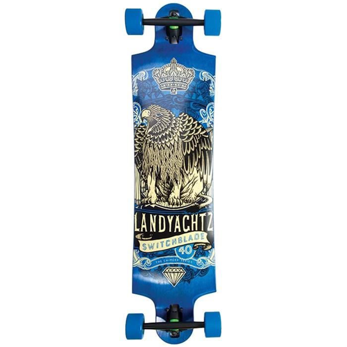 Landyachtz - Switchblade 40 Longboard Complete
