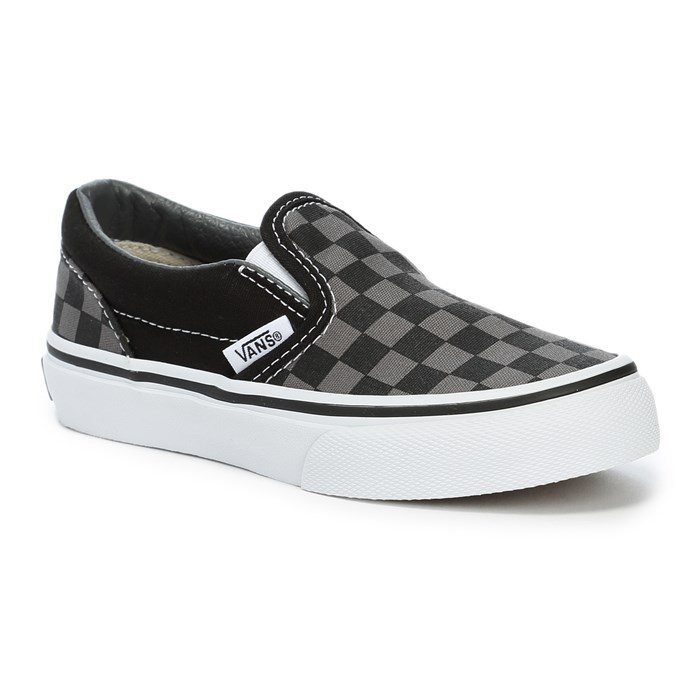 b6a4a69ea711a9 Vans - Classic Slip-on Shoes (Ages 4-12) - Big Boys ...