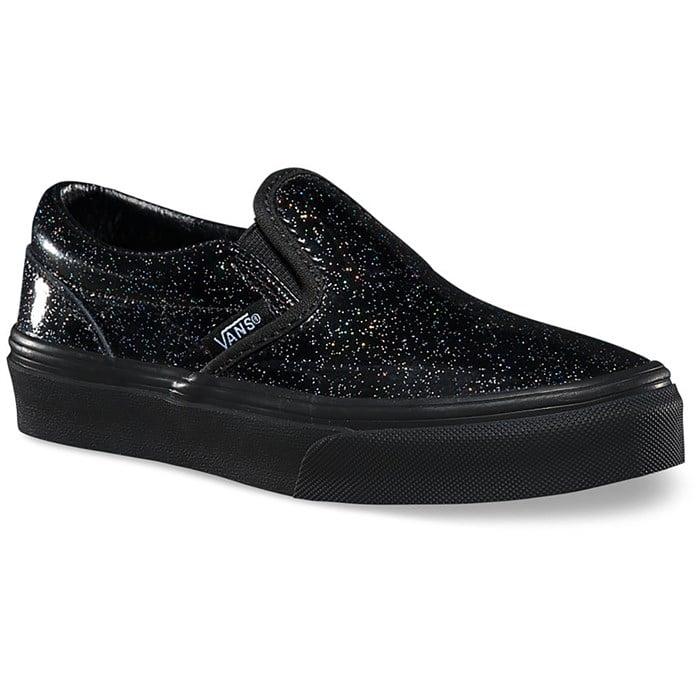 vans black shoes ladies
