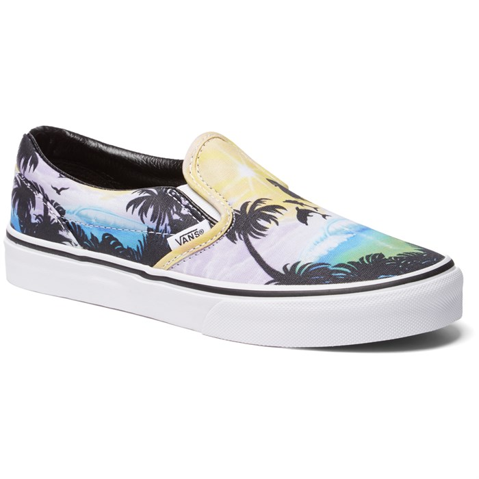 dca0eea6ecd Vans - Classic Slip-on Shoes - Girls  ...