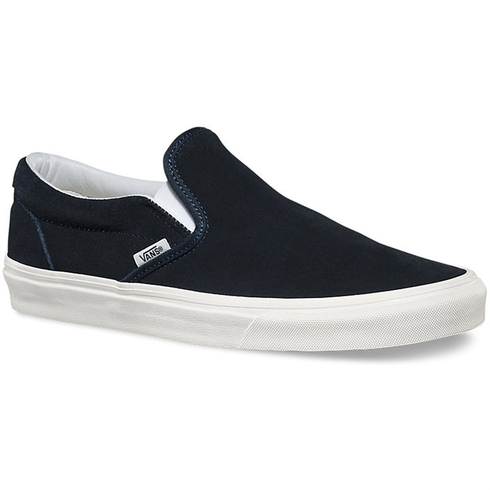 931bb83aaf Vans - Classic Slip-On Suede Shoes ...