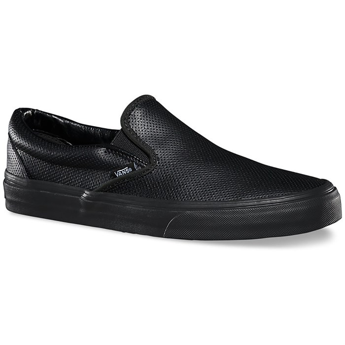7b286fb422 Vans - Classic Perf Leather Slip-On Shoes ...