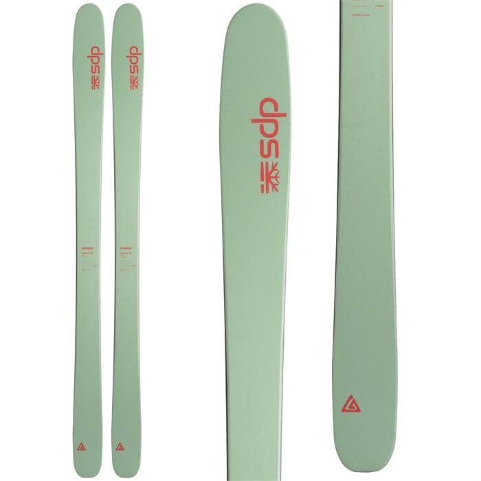 DPS - Cassiar 95 Hybrid T2 Skis 2016
