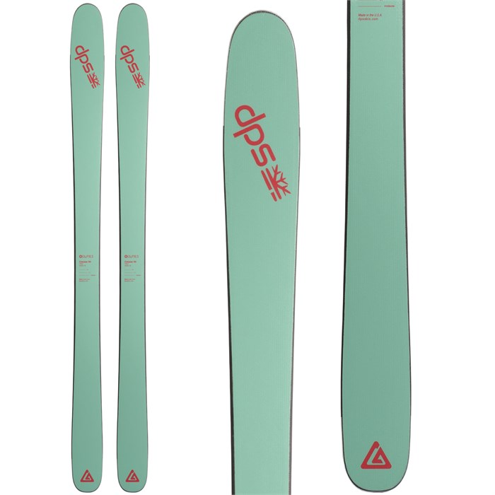 DPS - Cassiar 95 Pure3 Skis 2017