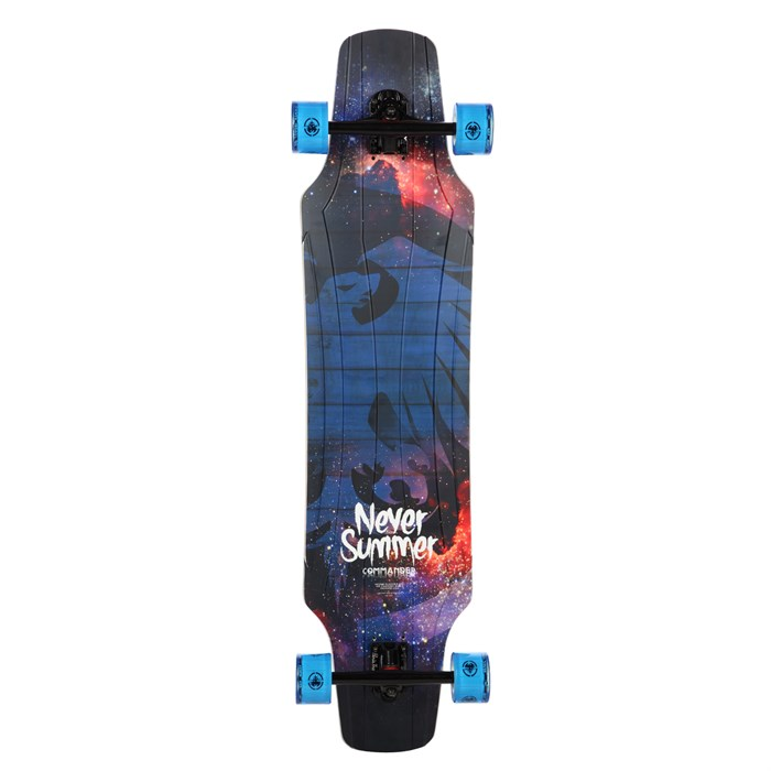 Never Summer - Commander Longboard Complete