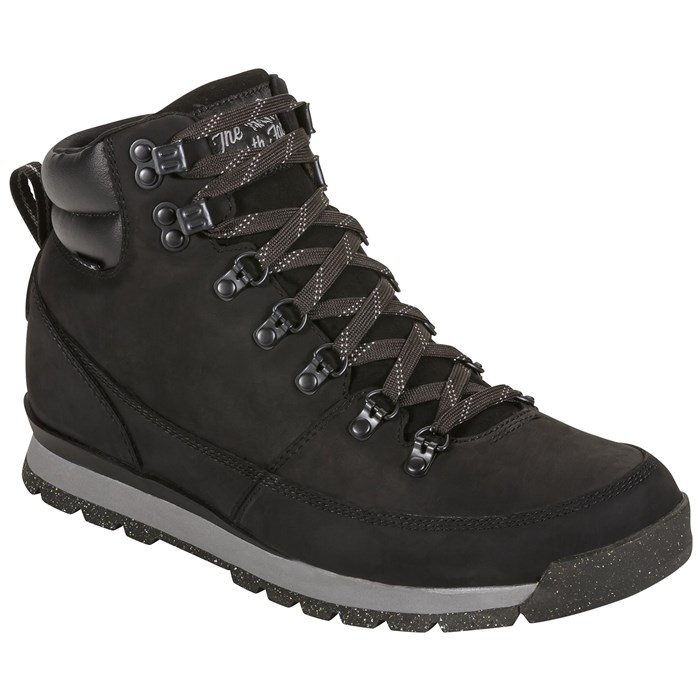The North Face - Back-To-Berkeley Redux Leather Boots