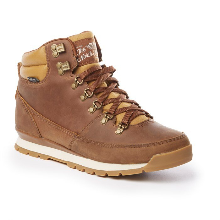 ae5311c7c59 The North Face Back-To-Berkeley Redux Leather Boots
