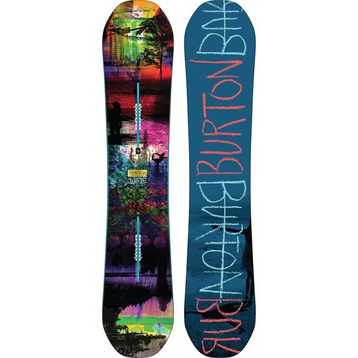 66cab831a5a2 Burton Deja Vu Flying V Snowboard - Women s 2016