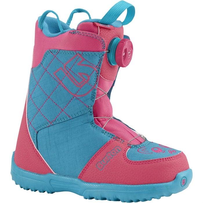 31887ba3a71a Burton Grom Boa Snowboard Boots - Big Kids' 2017 | evo