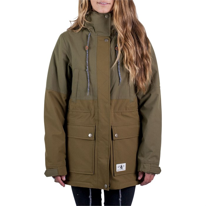 Holden - Shelter Parka - Women s ... 2d3802348b