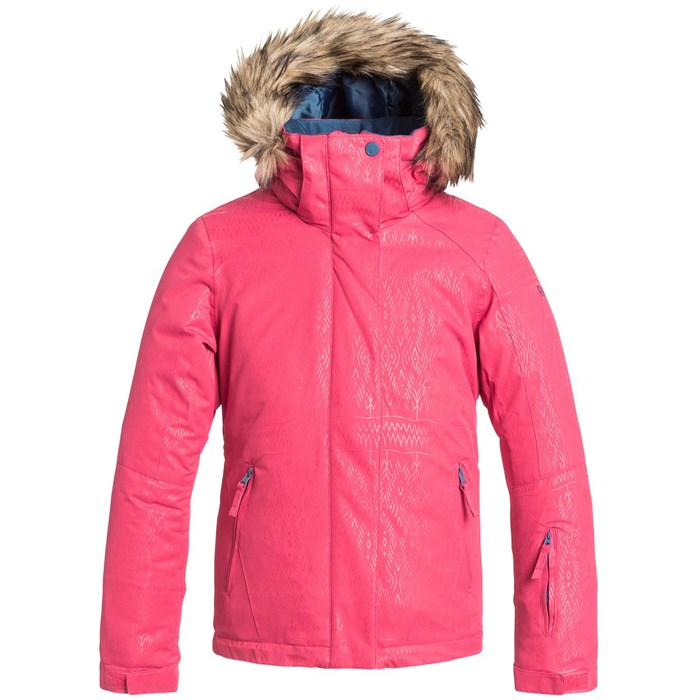 Roxy - American Pie Girl Solid Jacket - Girls'