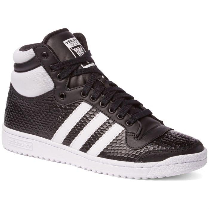 buy popular 58ada faca1 Adidas - Orginals Top Ten Hi Shoes - Women s ...